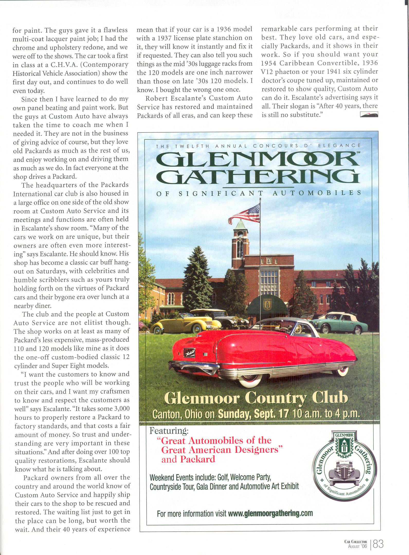 Classic Car - February 2005