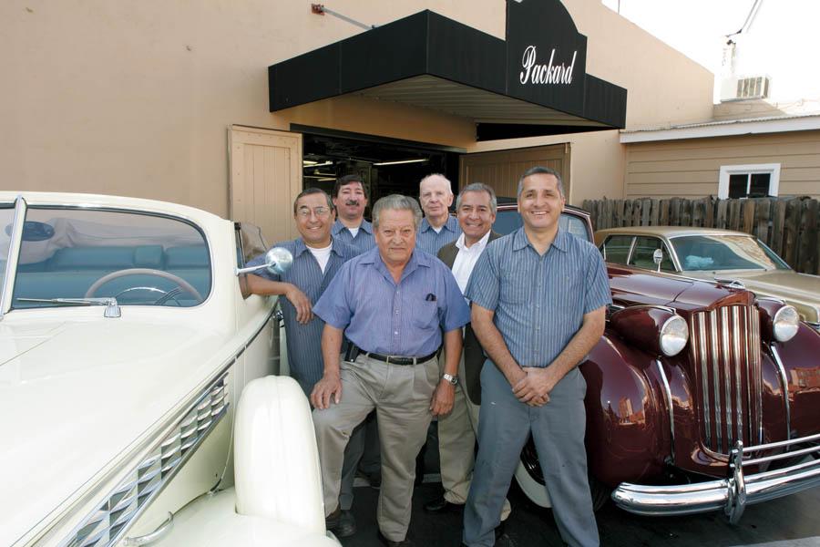 Packard Motor Car Company | Custom Auto Service