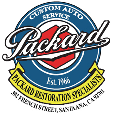 Custom Auto Service Packard Restoration Specialists